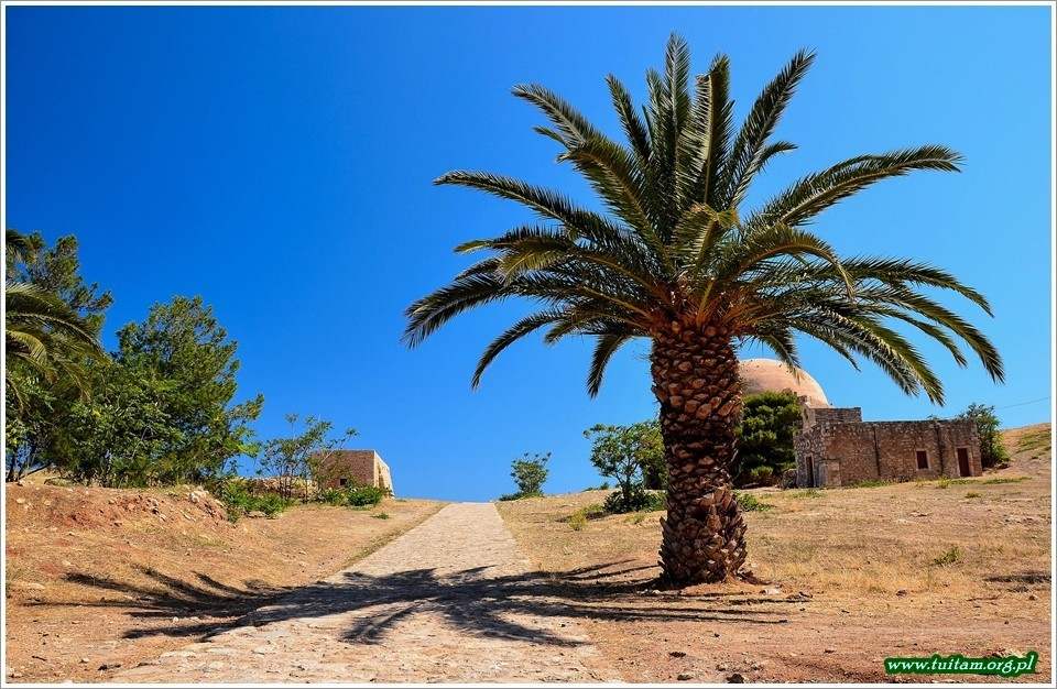 Rethymno - teren Fortecy Weneckiej