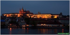 Praga, Hradczany