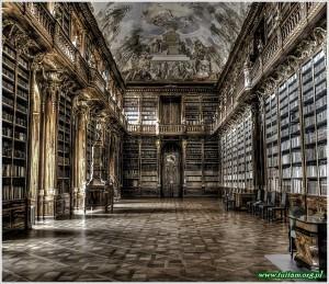 Praga, Klasztor na Strachowie
