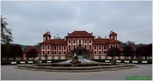 Praga, Troja