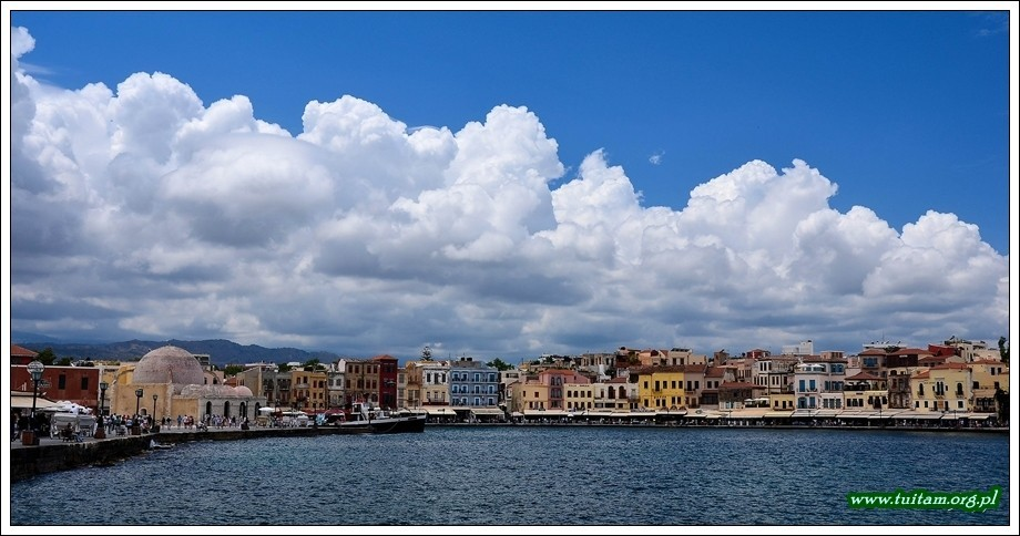 Chania - stary port