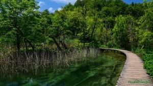 Plitvicka Jezera, Plitwickie jeziora
