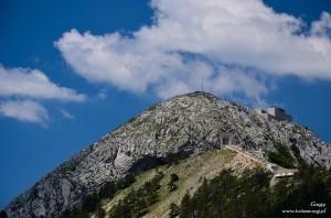 Widok na Jezerski Vrh