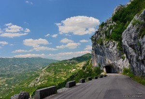 Droga z Ostroga do Niksica