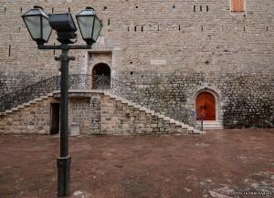 Stare Miasto Budva - wejście do Cytadeli