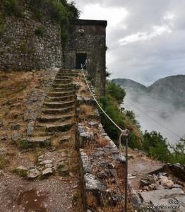 Kotor - Twierdza Św. Jan