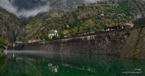 Kotor - mury Starego Miasta