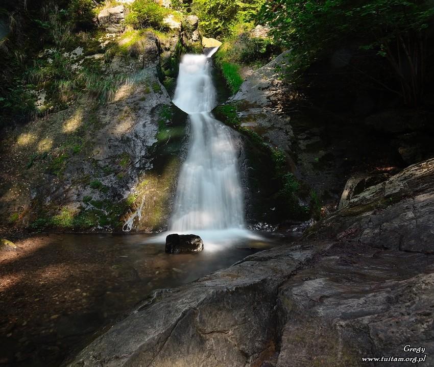 Reszowskie wodospady