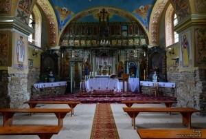 Cerkiew z Smolniku - N. Łupków