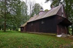 Cerkiew w Polanie