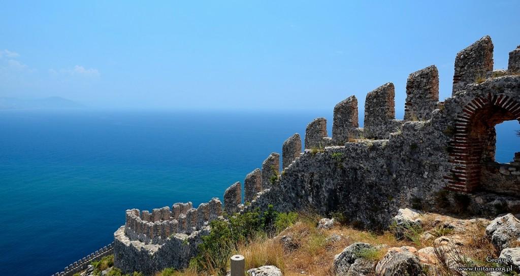 Mury Twierdzy Seldżuckiej