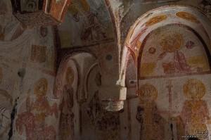 Kapadocja kościół Św. Barbary