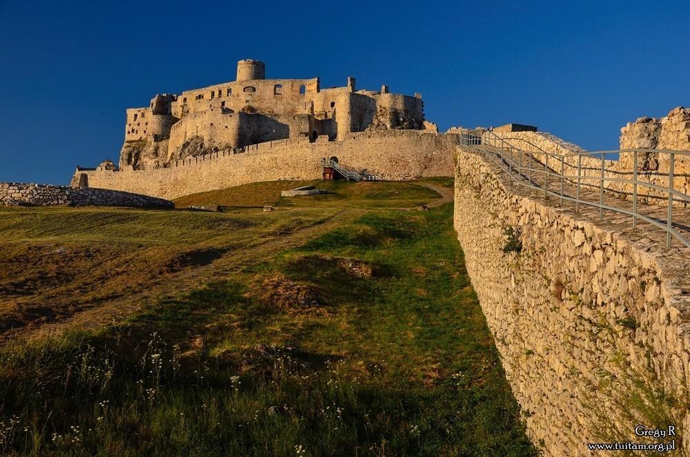 Zamek Spiski, Spisski hrad
