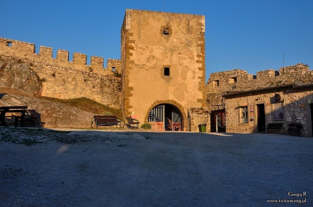 Spiski Zamek, spisski hrad