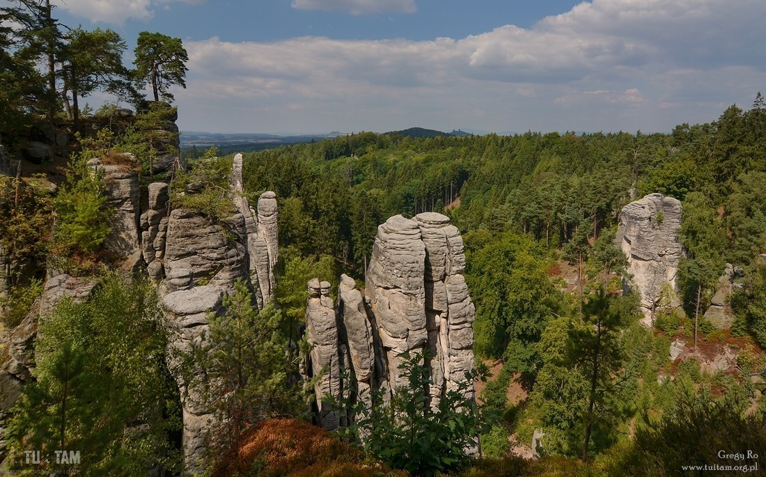 Prachowskie skały