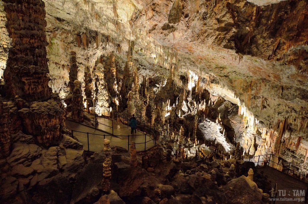 Jaskinia Postojna zwiedzanie
