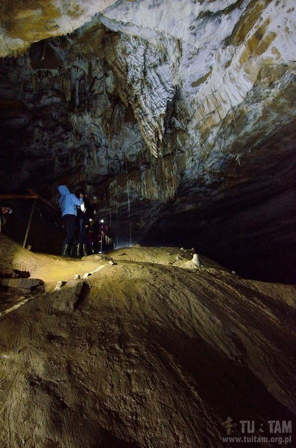 Jaskinia Kriżna, Krizna jama