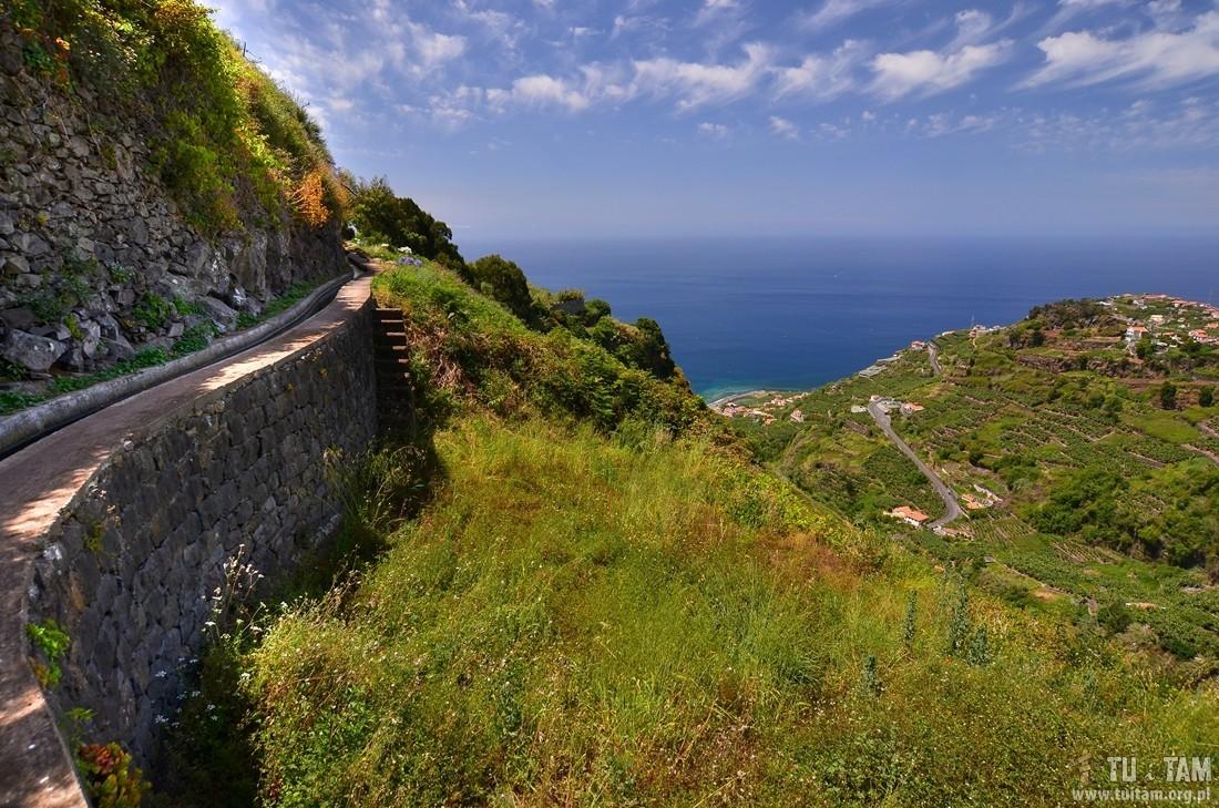 Madera, lewada Nova, Madeira